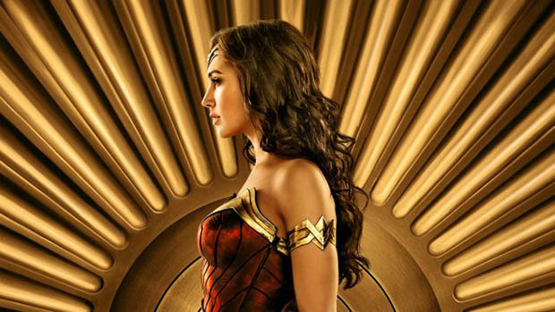 Wonder Woman IMAX poszterek