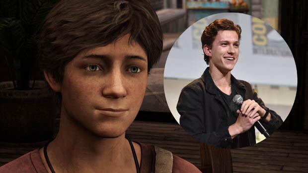 Uncharted videojáték adaptáció Tom Hollanddal
