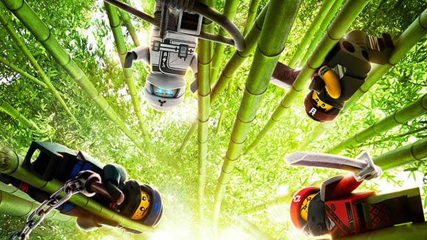A LEGO Ninjago Film magyar előzetese + új poszter