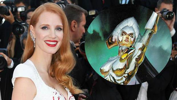 Jessica Chastain lehet a X-Men: Dark Phoenix gonosza