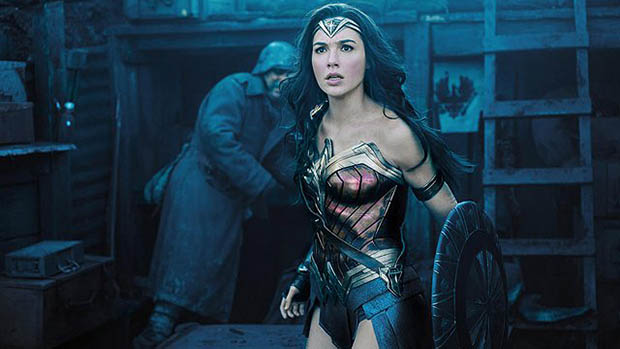 Patty Jenkins és a Wonder Woman 2