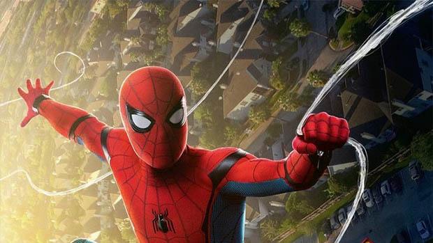 Pókember hazatér a legújabb poszteren