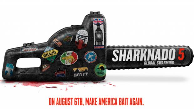 Sharknado 5: Global Swarming jóságok