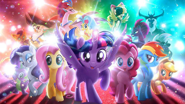 The My Little Pony Movie előzetes