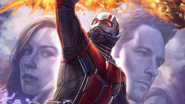 SDCC 2017: Ant-Man and the Wasp poszter