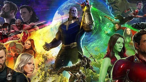 SDCC 2017: Itt a teljes Avengers: Infinity War posztere