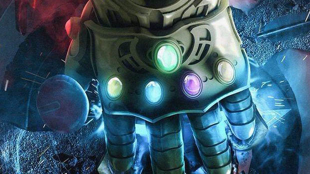 SDCC 2017: Avengers: Infinity War poszter