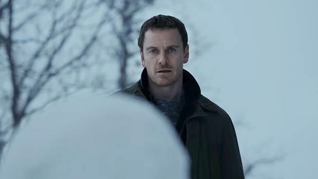Hóember előzetes, főszerepben Michael Fassbender