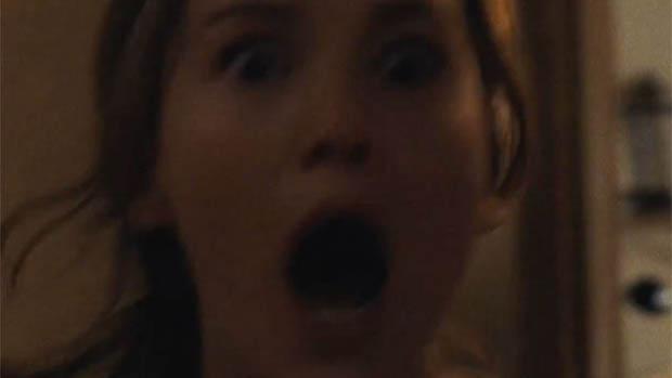 Jen Lawrence a mother! trailer ízelítőjében