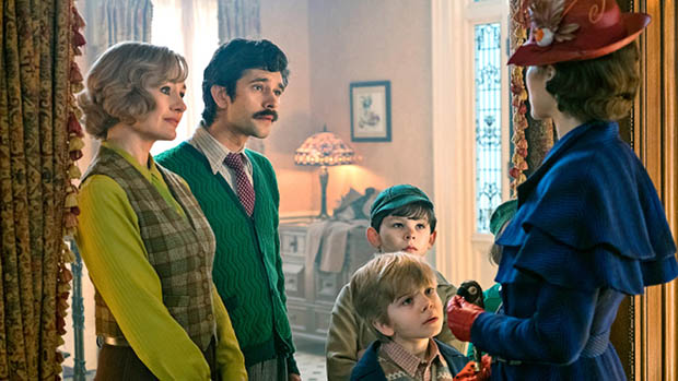 D23: Mary Poppins Returns képanyagok