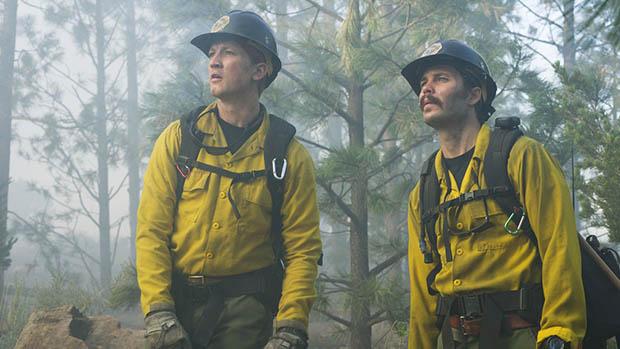 Only the Brave előzetes: nehéz a tűzoltók élete