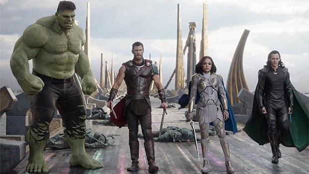 SDCC 2017: Itt a Thor: Ragnarok új előzetese