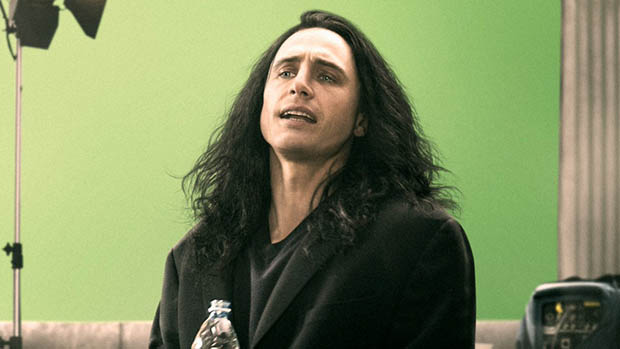 The Disaster Artist teaser előzetes James Francóval