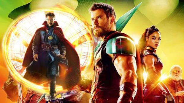 Doctor Strange a legújabb Thor 3 előzetesben