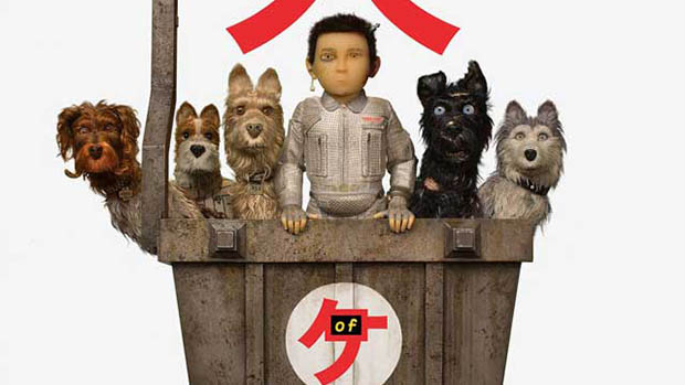 Isle of Dogs előzetes, a rendező Wes Anderson