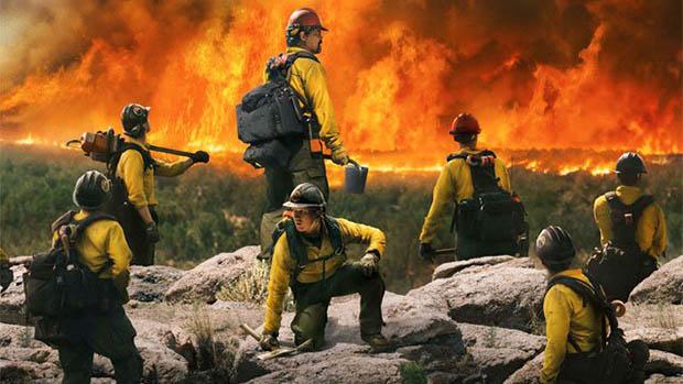 Only the Brave előzetes: tűzoltók harca