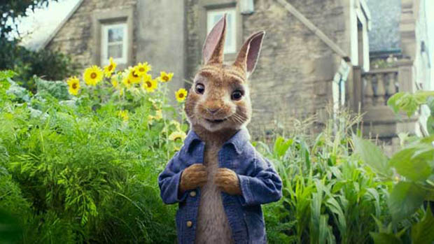 Peter Rabbit: előzetes a Sony animációsához