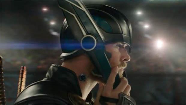 Thor: Ragnarök tévéreklám és karakterplakátok