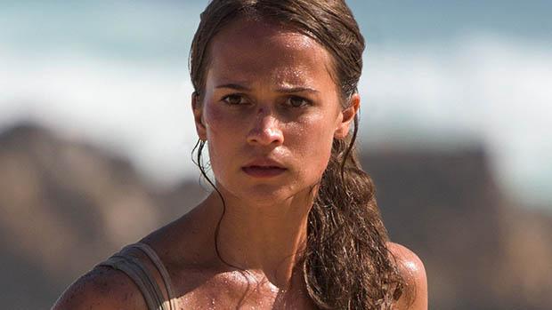 Tomb Raider előzetes, főszerepben Alicia Vikander