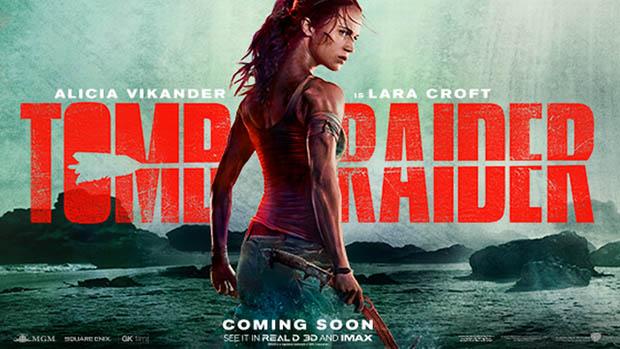 Tomb Raider poszter és ízelítő az előzetesből