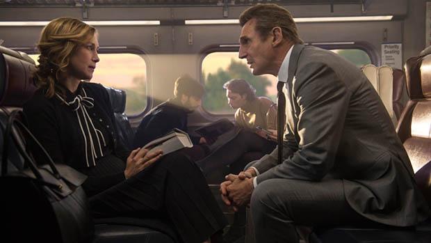 Új Commuter előzetes Liam Neesonnal