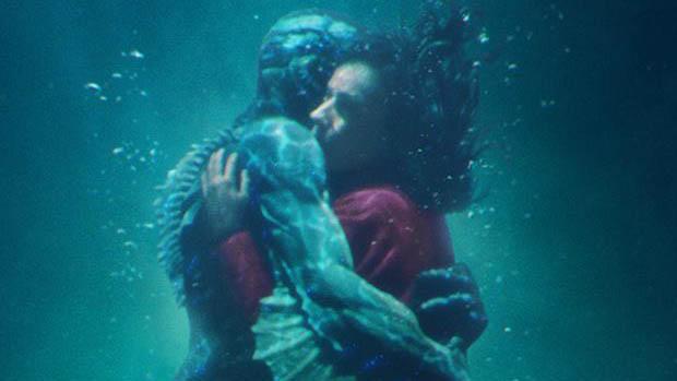 Víz alatt a The Shape of Water szereplői