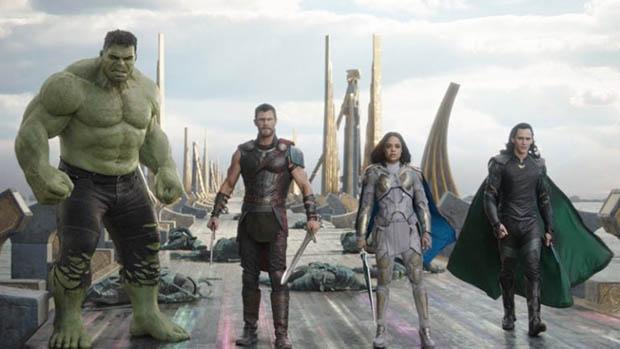 Thor 3 a tévében és egy összeállításban
