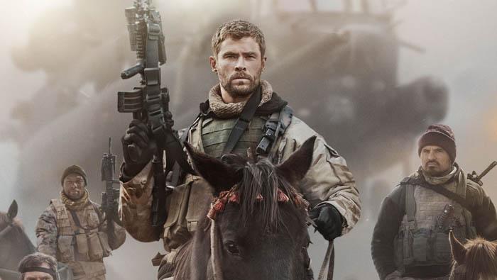 12 Strong új előzetes Chris Hemsworth-szel