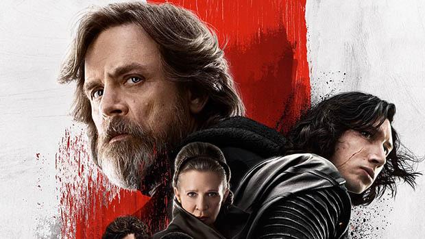 Az utolsó Jedik IMAX posztere