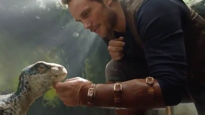 Jurassic World: Bukott birodalom trailer ízelítő