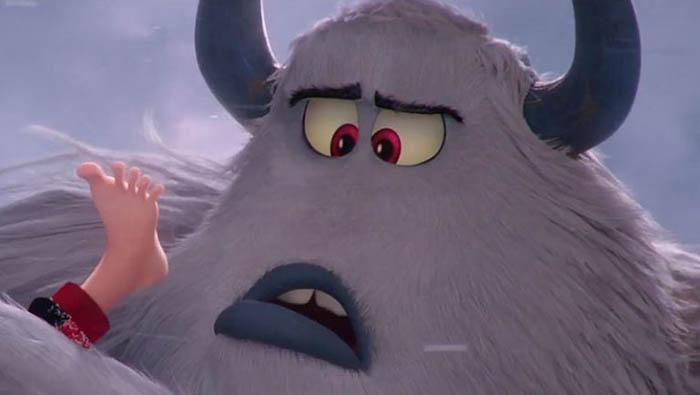 Smallfoot előzetes Warnerék animációsához