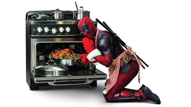 Szenzációsak a Deadpool 2 első hivatalos képanyagai