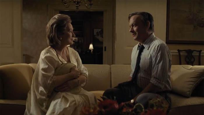 Tévében a Spielberg-féle The Post