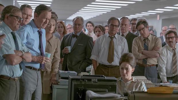The Post: első kép Spielberg legújabbjából