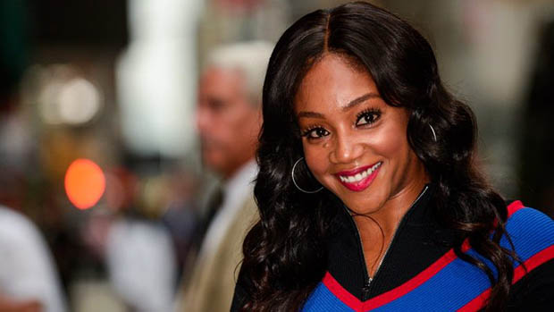 Tiffany Haddish duplázik