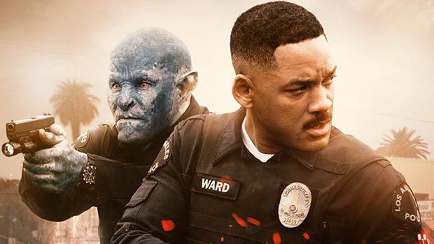 Új Bright poszter David Ayer rendőrfilmjéhez